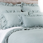 Pom Pom at Home Charlie Sea Foam Duvet Cover