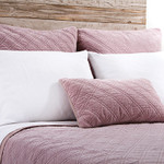 Pom Pom at Home Brussels Lilac Coverlet