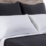 Pom Pom at Home Huntington Midnight Euro Sham