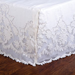 Pom Pom at Home Caprice Pearl Bed Skirt