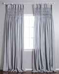 Pom Pom at Home Smocked Ocean Curtain