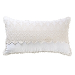 Pom Pom at Home Annabelle Decorative Pillow Sham - Cream