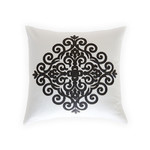 Pom Pom at Home Catalina Decorative Pillow - Charcoal