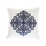 Pom Pom at Home Catalina Decorative Pillow - Navy