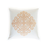 Pom Pom at Home Catalina Decorative Pillow - Salmon