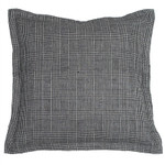 Pom Pom at Home Draper Decorative Pillow - Black