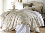 Peacock Alley Raffaella Champagne Pillow Sham