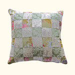Nostalgia Home Lillian Square Pillow