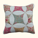 Nostalgia Home Mae Square Pillow