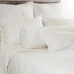 Pom Pom at Home Allegra Cream Duvet Cover