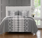 Greenland Home Chantilly Lace Quilt Set