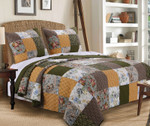 Greenland Home Cedar Creek Quilt Set