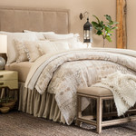 Pine Cone Hill Alanya Linen Duvet Cover