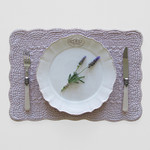 Pom Pom at Home Juliet Placemats - Lilac