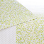 Pine Cone Hill Confetti Green/Sky Sheet Set