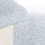 Pine Cone Hill Confetti French Blue / Indigo Sheet Set