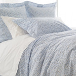 Pine Cone Hill Confetti French Blue / Indigo Duvet Cover