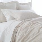 Pine Cone Hill Confetti Grey/Linen Duvet Cover