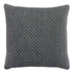 Portico Park Ave Square Printed Dot Decorative Pillow