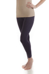 Bamboo Dreams® Edie Sweater Leggings - Nightshade Heather