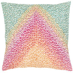 Pine Cone Hill Pointillism Embroidered Decorative Pillow