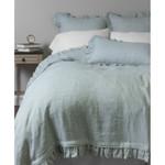 Amity Home Basillo linen Duvet Cover - Seaglass