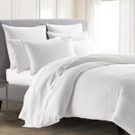 Kassatex Paloma Pillow Sham -White