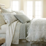 Amity Home Riva Duvet Cover - Seaglass