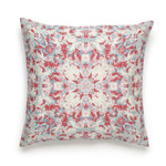 Amy Sia Painterly Kaleidoscope Decorative Pillow