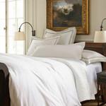 Luxe Seta White Quilt