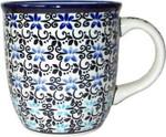Boleslawiec Polish Pottery Coffee Mug - Martina