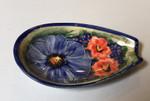 Boleslawiec Polish Pottery Spoon Rest - Blue Sky Meadow