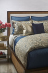 Ann Gish Arabesque Duvet Cover Set -Teal