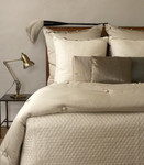 Ann Gish Silk Texture French Knot Coverlet