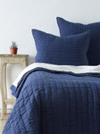 Amity Home Base Camp Quilt - Navy