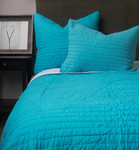 Amity Home Base Camp Quilt - Teal