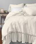 Amity Home Caprice Duvet Cover - Ivory