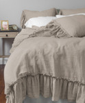 Amity Home Caprice Duvet Cover - Natural