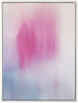 Pom Pom at Home Pink Borealis Wall Art