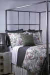 Ann Gish Botanical Crinkle Duvet Cover Set