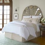 Luxe Carina Semolina Bed Skirt