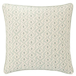 Luxe Albero Linen Pearl Blue Decorative Pillow