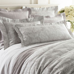 Luxe Simone Zinc Double Boudoir Pillow