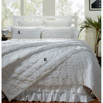Amity Home Asher Quilt - White