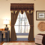 Croscill Highland Curtain Panel Pairs