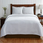 Amity Home Clayton Quilt - White