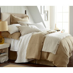 Amity Home Jackson Duvet Cover - Natural