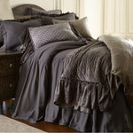 Amity Home Kiya Bedspread - Midnight Blue