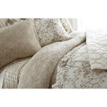 Amity Home Riva Duvet Cover - Natural