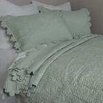 Amity Home Shantoon Quilt - Vanilla